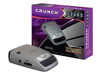Радар-детектор Crunch 2240S
