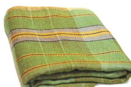 Комфортный плед из натуральной льняной ткани !
