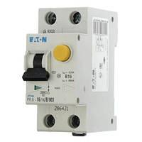 Диференційний автоматичний вимикач PFL6-6/1N/B/003