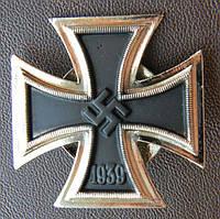 Железный крест I класса обр. 1939 г. на закрутке, фото 1