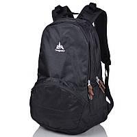 Рюкзак для ноутбука Onepolar Мужской рюкзак с отделением для ноутбука ONEPOLAR (ВАНПОЛАР) W1803-black