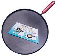 Жироулавливатель кухонный с боковой крышкой (d 29см)