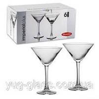 """Набор бокалов для мартини 225 мл """"Imperial+ 44919 """" 6 шт."""