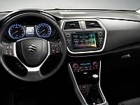 Автомагнитола штатная RoadRover Suzuki SX4 2013 (Android)