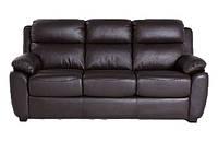 """Кожаный раскладной диван  """"ALABAMA BIS 5009"""" (198см)"""