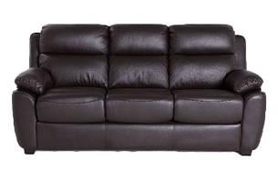 """Кожаный раскладной диван  """"ALABAMA BIS 5009"""" (198см), фото 2"""