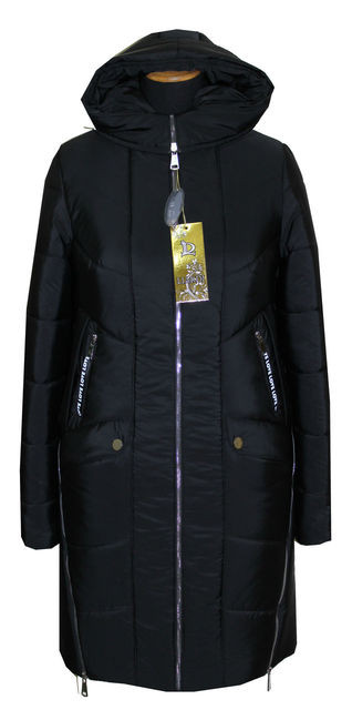 Зимняя куртка без меха