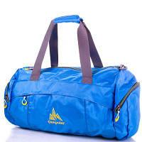 Сумка спортивно-дорожная ONEPOLAR (ВАНПОЛАР) W2055-blue