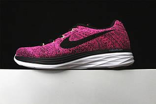Кроссовки женские Nike Flyknit Lunar 3+ / FLW-099 (Реплика)