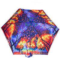 Складной зонт Zest Зонт женский облегченный компактный механический ZEST (ЗЕСТ) Z255155-09