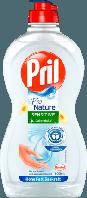 Pril Pro Nature Sensitive, 500 ml - Средство для мытья посуды для чувствительной кожи рук, 500 мл