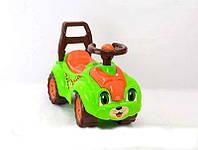 Машинка толокар для малыша Кошечка