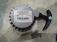 Заводной механизм pocket-bike (минимото) (Ручной стартер) (пластиковый храповик тип 3)
