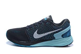 Кроссовки женские Nike Lunarglide 7 / LRW-021 (Реплика)
