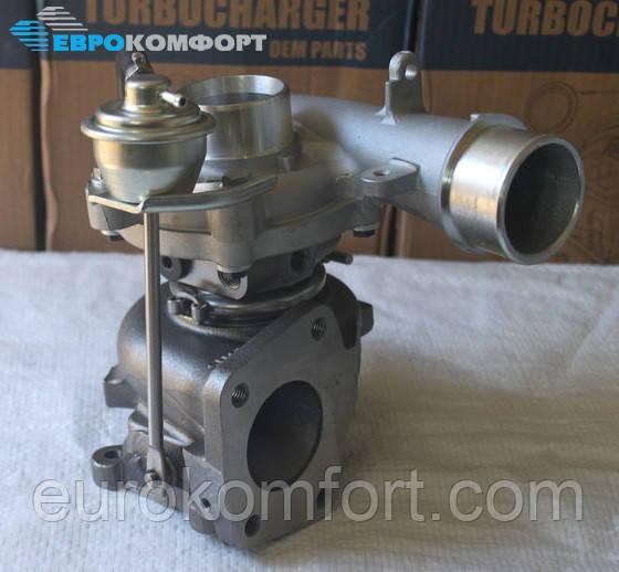 Турбокомпрессор Mazda CX-7/ 2.3 TFSI