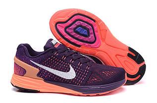 Кроссовки женские Nike Lunarglide 7 / LRW-022 (Реплика)