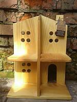 Игрушечный домик  из древесины сосны