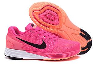 Кроссовки женские Nike Lunarglide 7 / LRW-023 (Реплика)