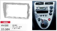 Рамка переходная Carav 11-384 Honda Civic 01-06 (Right Wheel) 2DIN