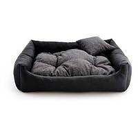 Ліжко - диван для собаки розмір L - 80см/65см (різні кольори)