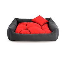 Ліжко - диван для собаки розмір XL - 90см/75см (різні кольори)