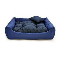 Ліжко - диван для собаки розмір XXXL - 130см/110см (різні кольори)
