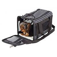 Kerbl сумка транспортна CUBA 40x26x28 см чорна