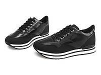 Стильные кроссовки на платформе размеры 36-40