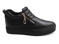 Высокие слипоны, ботинки, сникерсы