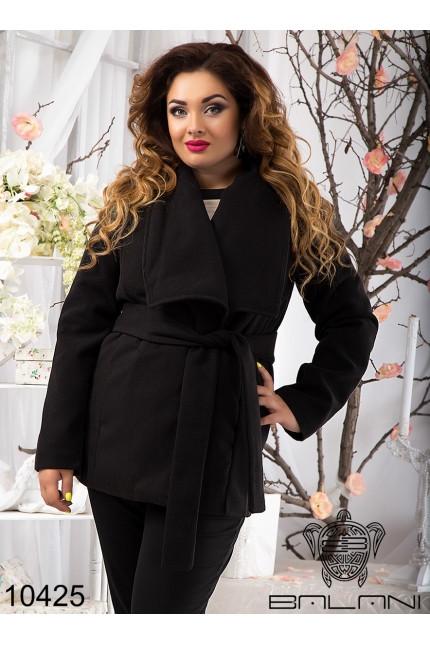 Пальто кашемировое женское на запах(48-52) 920cdaff9c5eb