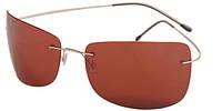 Очки для водителей мужские в облегченной оправе с поляризационными линзами AUTOENJOY (АВТОЭНДЖОЙ) AEJL04