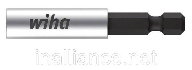 Битодержатель магнитный длина 58 мм форма E 6,3 Wiha 01895, фото 1