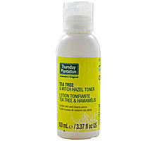 SALE, Nature's Plus, Thursday Plantation, Tea Tree & Witch Hazel Toner, 3.37 fl oz (100 ml)