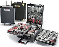 Набор инструментов, ключей Continental Tools 356 предметов