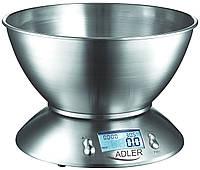 Кухонні ваги Adler AD 3134, фото 1