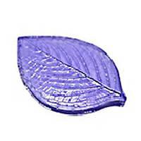 """Молд Лист """"Роза"""" 5x7.5 см для Фоамирана, полимерной глины"""