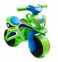 Детская каталка мотоцикл Полиция
