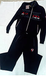 Спортивный костюм мужской копия Paul&Shark Турция