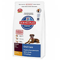 Корм для собак HILL'S HILLS Oral Care Chicken 5 кг для профілактики ротової порожнини