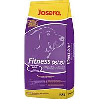 Корм для собак (Джозера) JOSERA Fitness 15 кг - для дорослих собак всіх порід