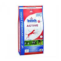 Корм для собак BOSCH Active 15 кг