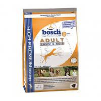 Корм для собак BOSCH Adult Lamb Rice 15 кг с ягненком и рисом