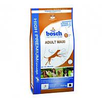 Корм для собак BOSCH Adult Maxi 15 кг для взрослых собак крупных пород