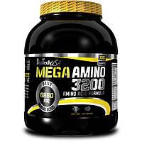 Аминокислоты MEGA AMINO 3200 500 таблеток