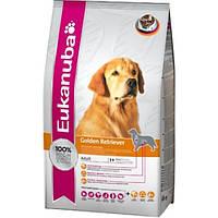 Корм для собак EUKANUBA Adult Golden 12 кг для породы голден-ретривер