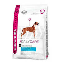 Корм для собак EUKANUBA Daily Care Sensitive Joints 12,5 кг при проблемных суставах