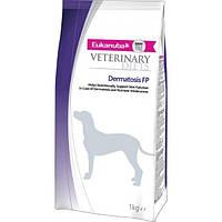 Корм для собак EUKANUBA Dermatosis FP 12 кг при кожных заболеваниях