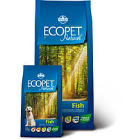 FARMINA ECOPET NATURAL FISH  12 кг