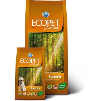 FARMINA ECOPET NATURAL LAMB 12 кг