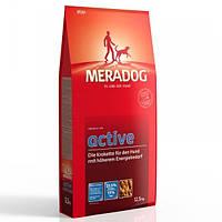 Корм для собак (Мерадог) MERADOG Premium Active 12,5 кг - для дорослих активних собак всіх порід